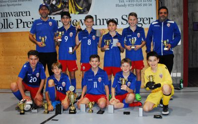 Liechtenstein FE13 triumphiert erneut
