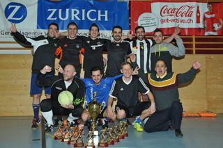 «F.C. Ganza» triumphiert in Eschen