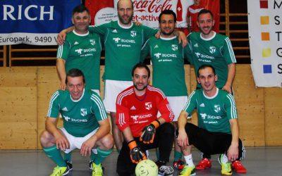 FC Ruggell Sen./Vet. holen Senioren-Masters