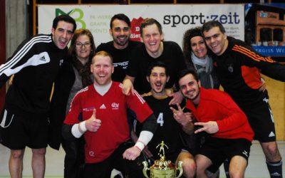 «FC Ganza» verteidigt Titel beim Roger-Zech-Gedächtnisturnier