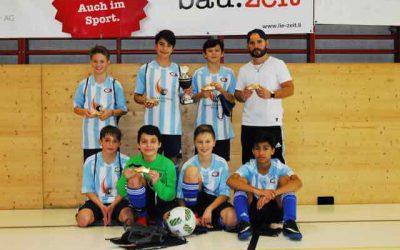 FC Schaan Sieger der D-Junioren 2. Stärkeklasse