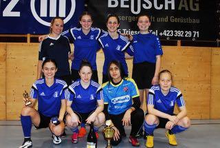 Damen: «FC Tänzää» kehrt auf den Thron zurück