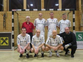 IGFU-Veteranen nur Vierte in Frastanz
