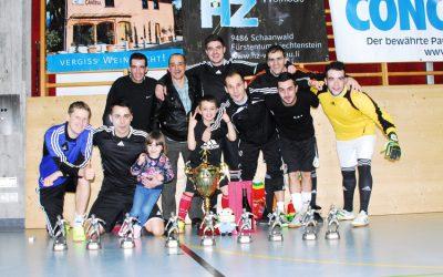 «FC Ganza» triumphiert erstmals