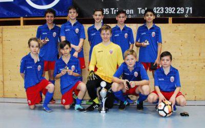 D-Jun, 2. Stärkeklasse: Liechtenstein FE13 b obenauf