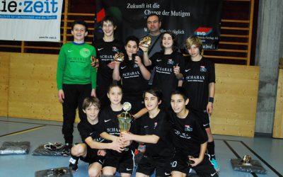 Neue Siegergesichter bei Frauen- und Juniorenturnier