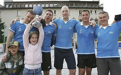 Viele Tore – Spielwitz – 6 Siegerteams
