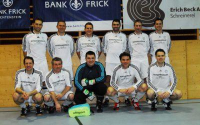 FC Schaan Azzurri zum Dritten
