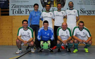 FC Ruggell gewinnt Senioren-Masters
