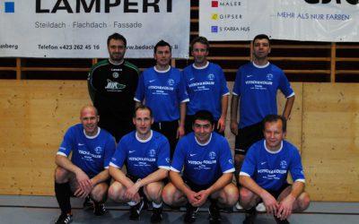 FC Schaan neuer Senioren-Masterssieger