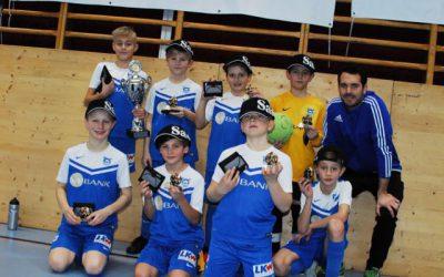 E-Junioren: USV Eschen/Mauren Ea mit makellosem Triumph
